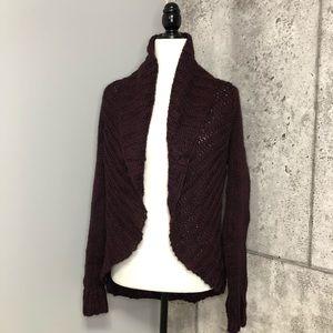 Holt Renfrew Wool/Mohair Knitted Cardigan
